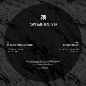 The Untouchables & Resound – Separate Reality EP