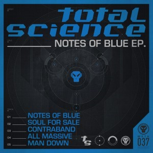 Total Science – Notes of Blue EP