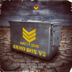 Natty Dub Recordings – Ammo Box Vol. Two