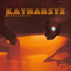 Katharsys, Metallicity LP, Othercide Records.