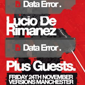 Lucio De Rimanez makes his UK debut