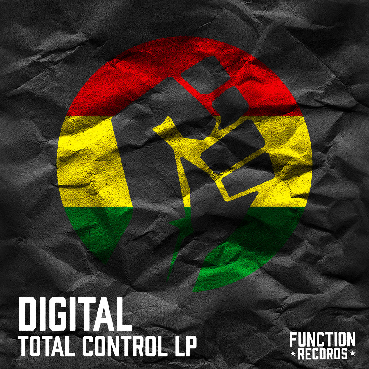Digital – Total Control LP